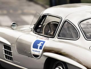 Patente: Facebook auch ohne Nutzer wertvoller als Daimler