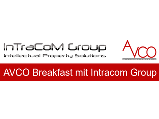 VERSCHOBEN: AVCO Breakfast mit der InTraCoM Group