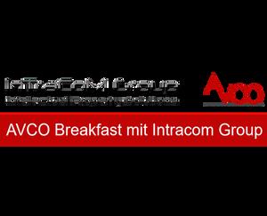 AVCO breakfast with InTraCoM