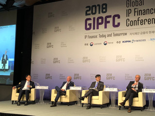 InTraCoM Group auf der Global IP Finance Conference 2018