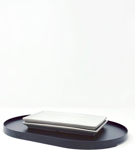Two Broste plates, light