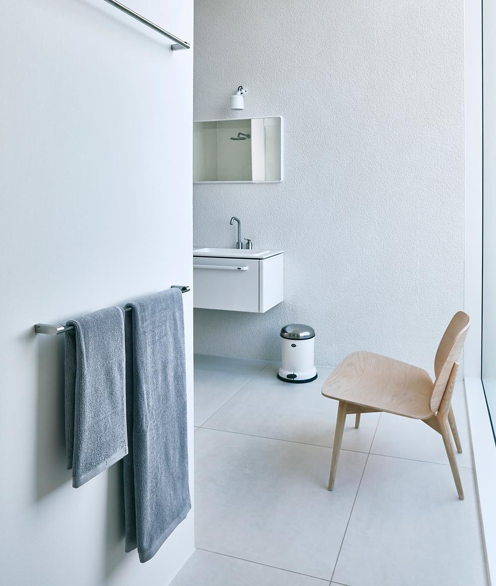 Open spaces and clean lines, Scandinavian interior