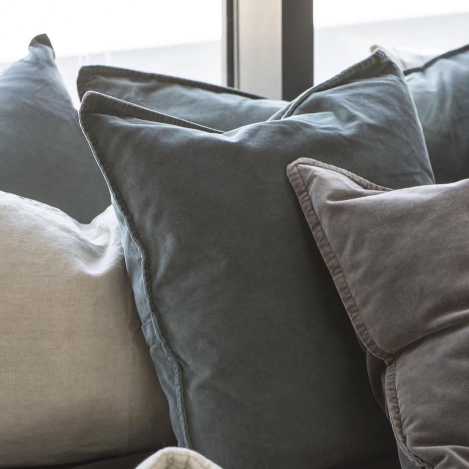 Cozy textiles and Hygge, Scandinavian interior