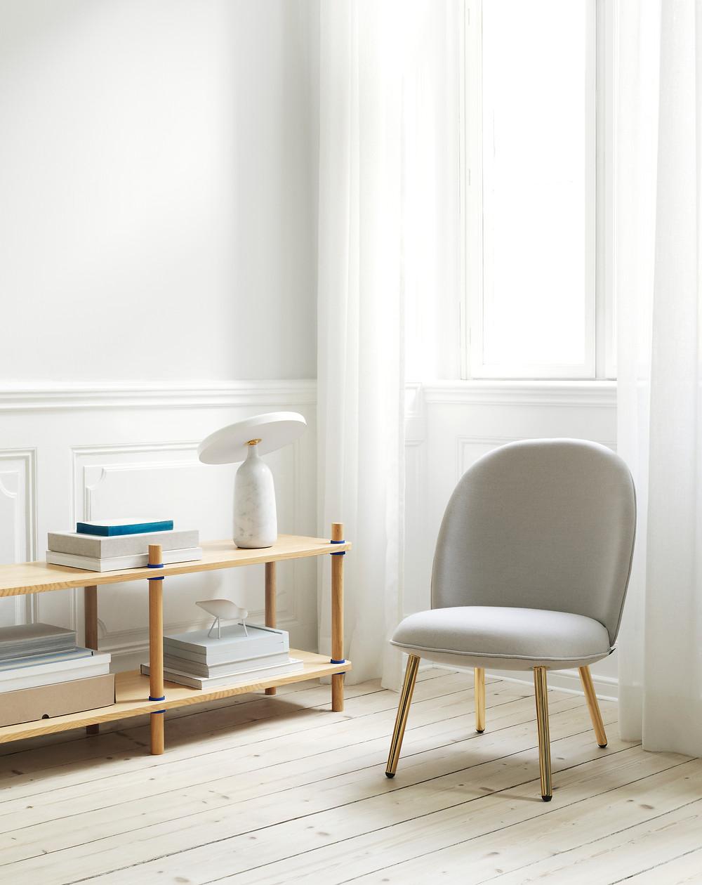 Less is more, Scandinavian interior