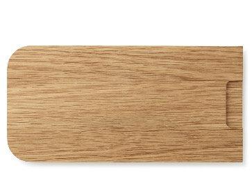 """Cutting board, Oak, 11.8"""""""