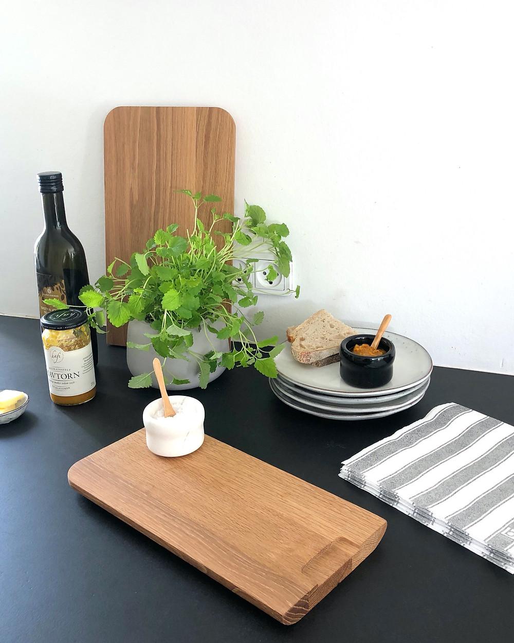 Wood and natural elements, Scandinavian interior