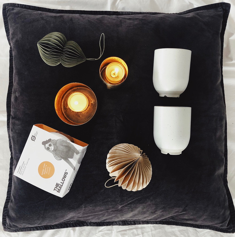 Scandinavian interior and accessories
