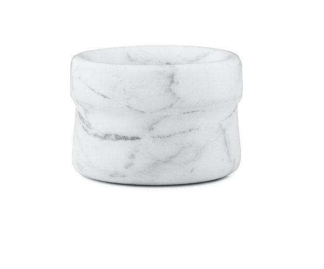 Salt Jar, marble