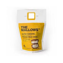 Soft chewy gourmet marshmallos