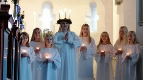 The beautiful tradition of Lucia