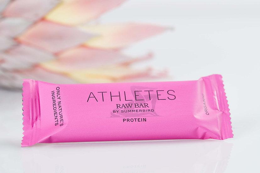Athletes Raw Bar, Protein