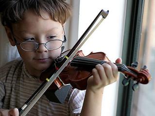 La música desarrolla el cerebro de los niños pequeños