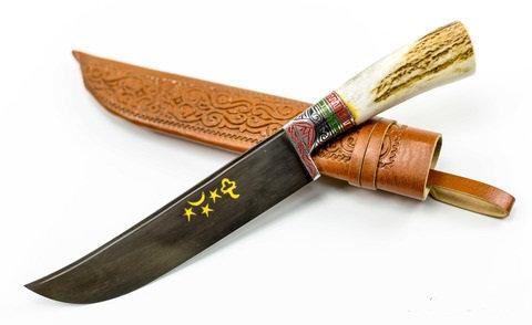 Пчак Средний (ручка кость, косуля)
