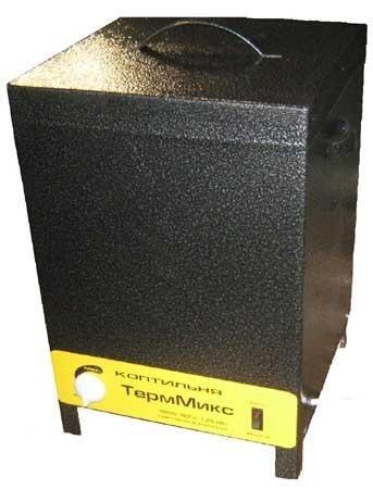 Электрокоптильня Терммикс 1,25 квт, терморегулятор