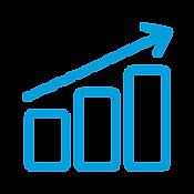 linear-incrrev-growth-scale-icon-rgb-blu