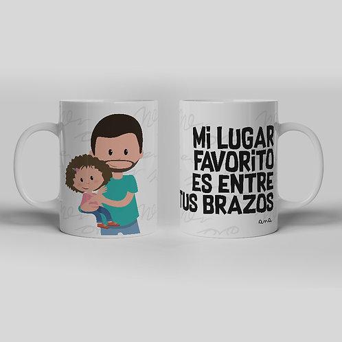 Taza Brazos de Papá