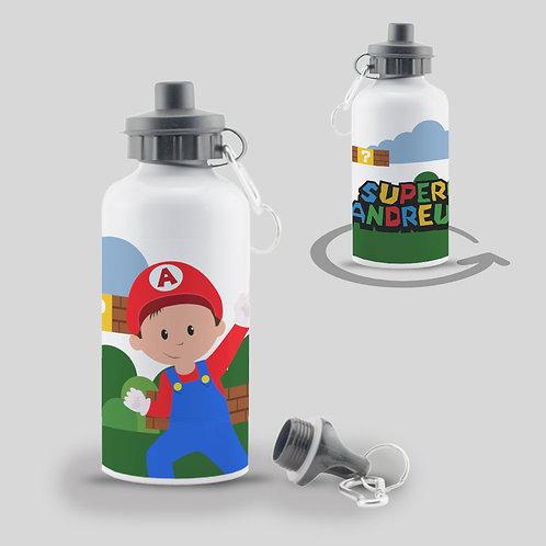 Botella Super Mario Bros