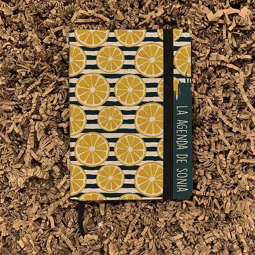 Agenda Limones Nombre