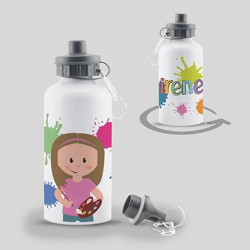 Botella Pintura