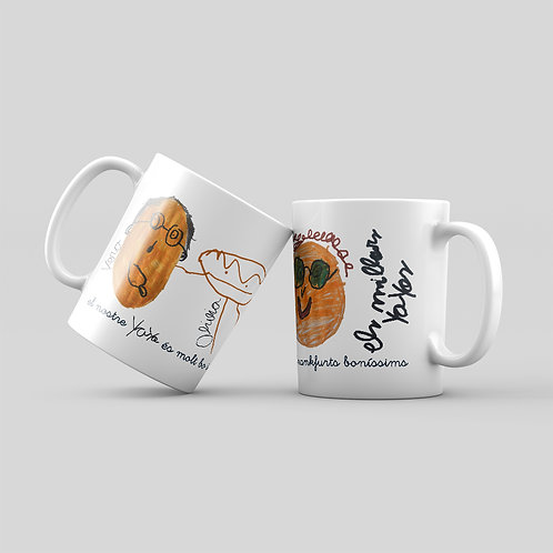 Taza Art Kids Completa