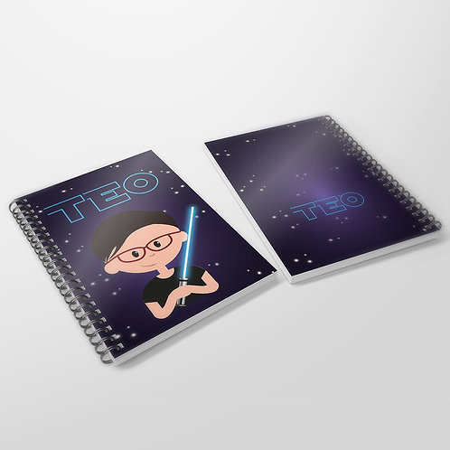 Cuaderno Star Wars
