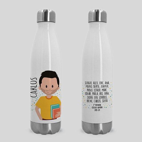 Botella premium para profes