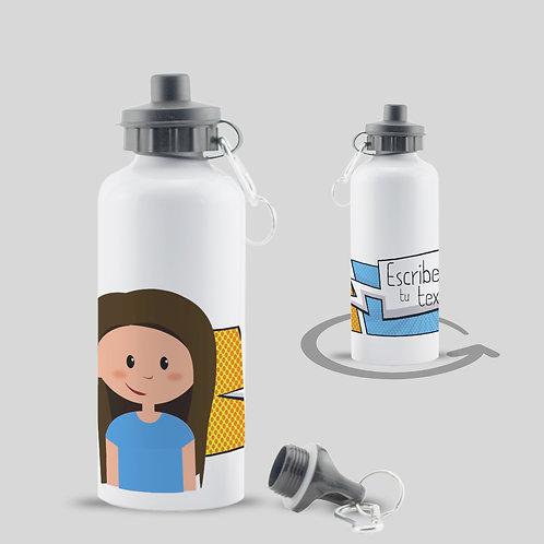 Botella Cómic