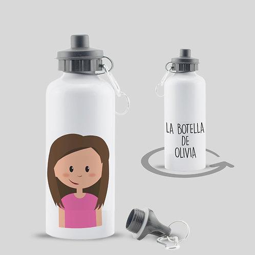 Botella de...