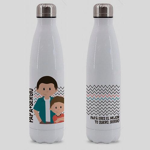 Botella Premium Papá