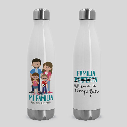 Botella Premium Familia Imperfecta