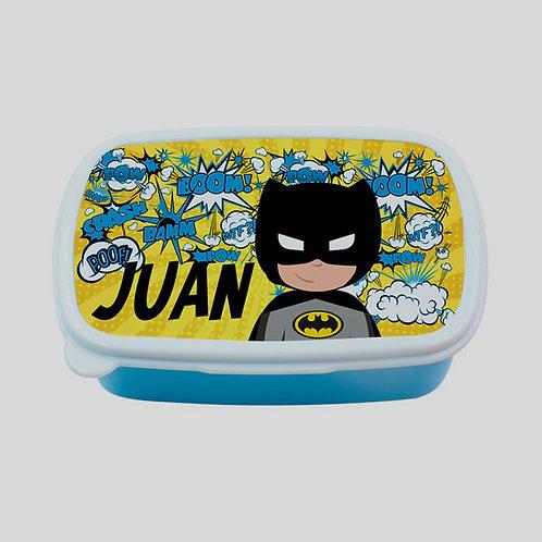 Fiambrera Batman