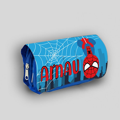 Estuche escolar Spiderman II