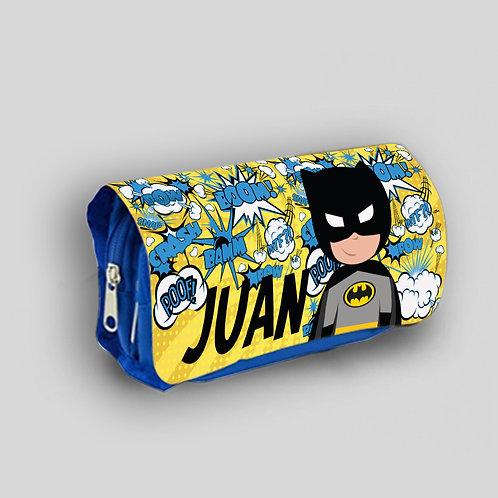 Estuche escolar Batman