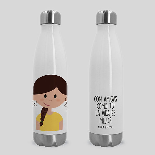 Botella Premium Amigas