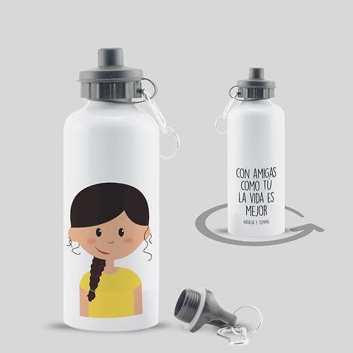 Botella Amigas