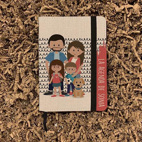 Agenda Familia Gargots
