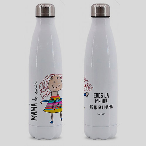 Botella Premium Mamá Art Kids