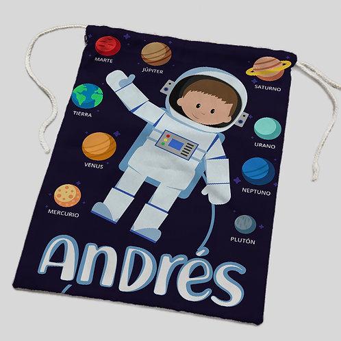 Bolsa multiusos Astronauta