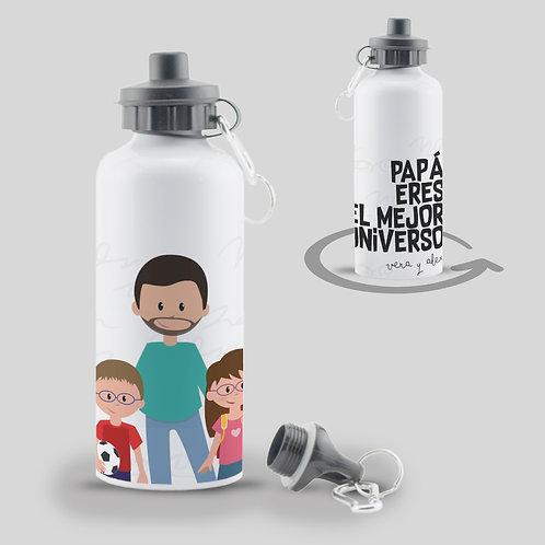 Botella El mejor del Universo