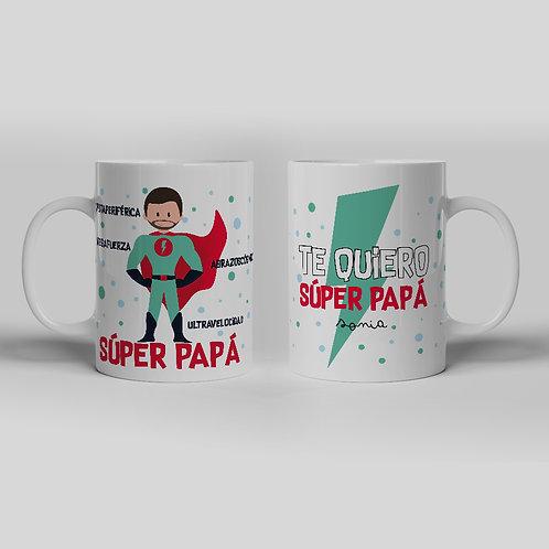 Taza SúperPapá