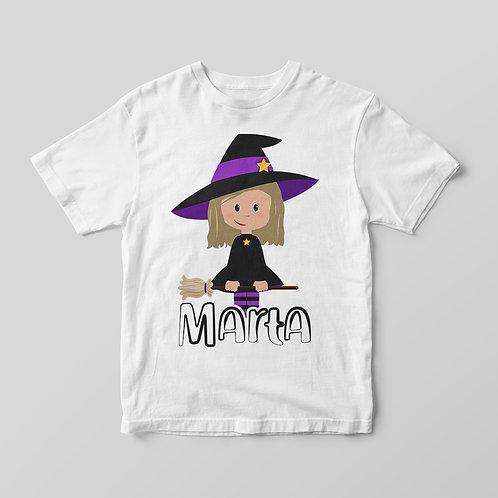 Camiseta Bruja