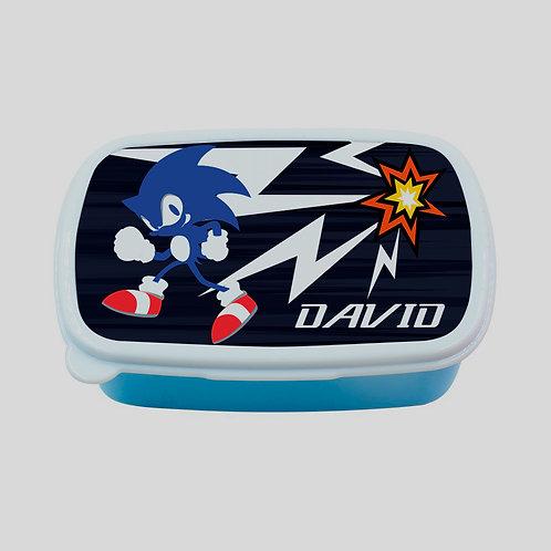 Fiambrera Sonic