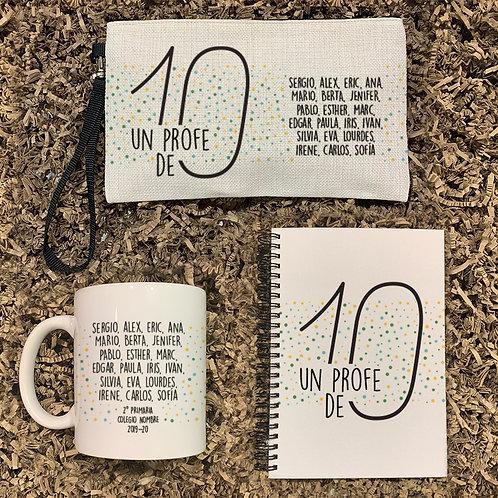 Pack Profe II (de 10)