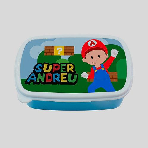 Fiambrera Super Mario Bros
