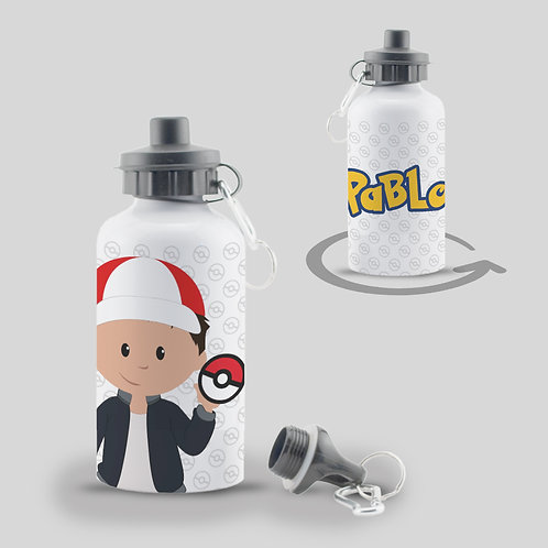 Botella Pokémon