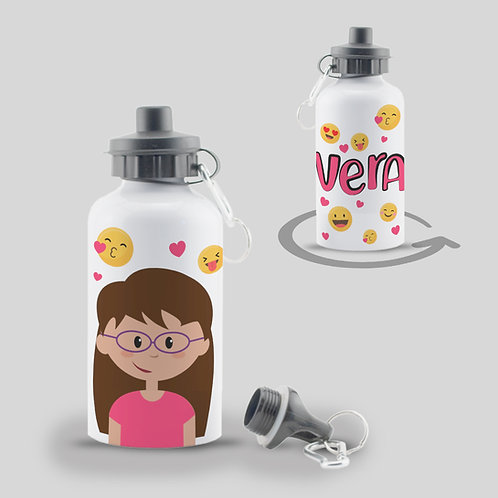 Botella Emojis