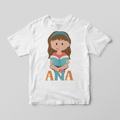 Camiseta Lectura