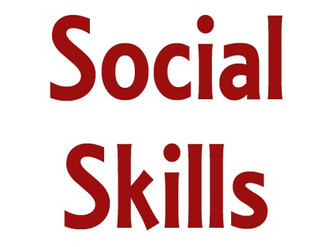 Teachers and Social Skills