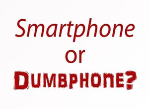 When Do Smartphones Become Dumbphones?