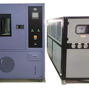QRA High Change Rate Chamber with Chiller